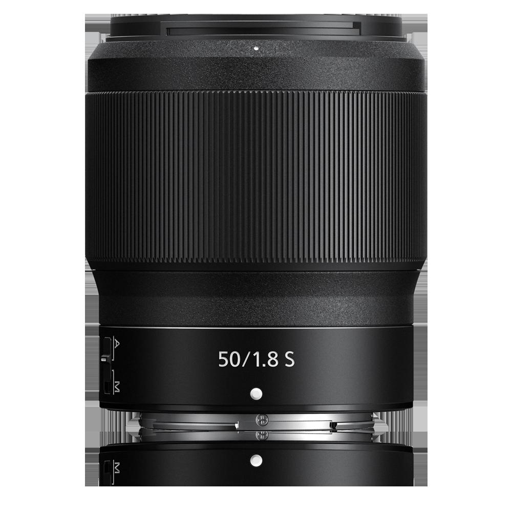 Nikon Z 50/1.8 S