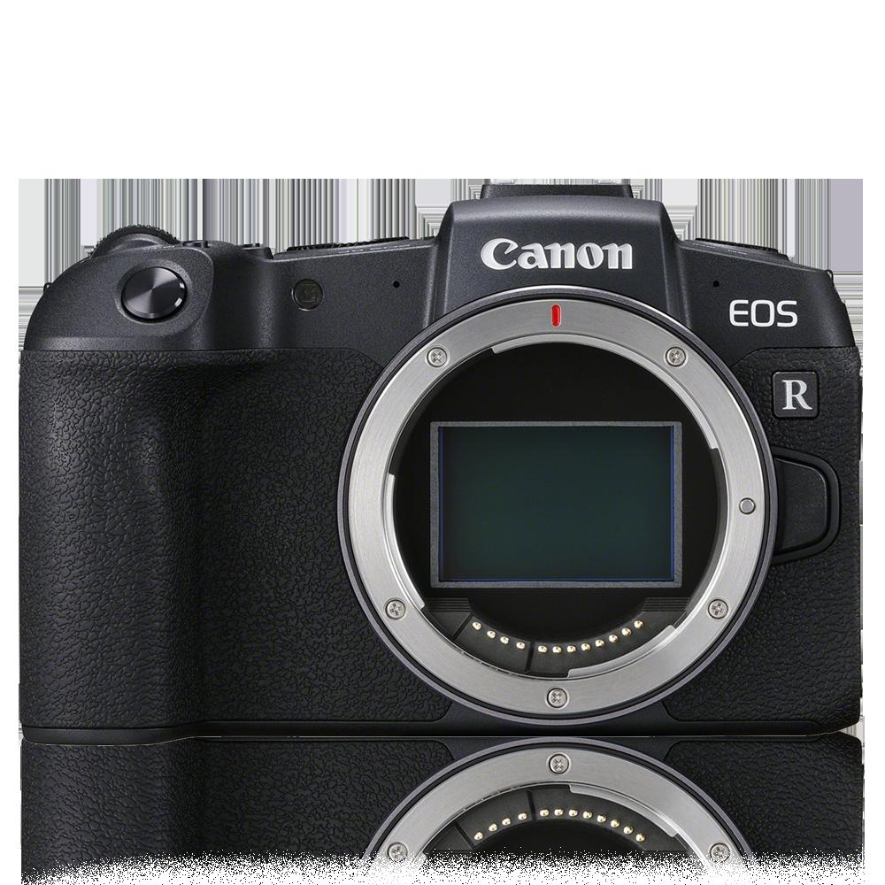 Canon EOS RP Body + Bajonettadapter EF-EOS R