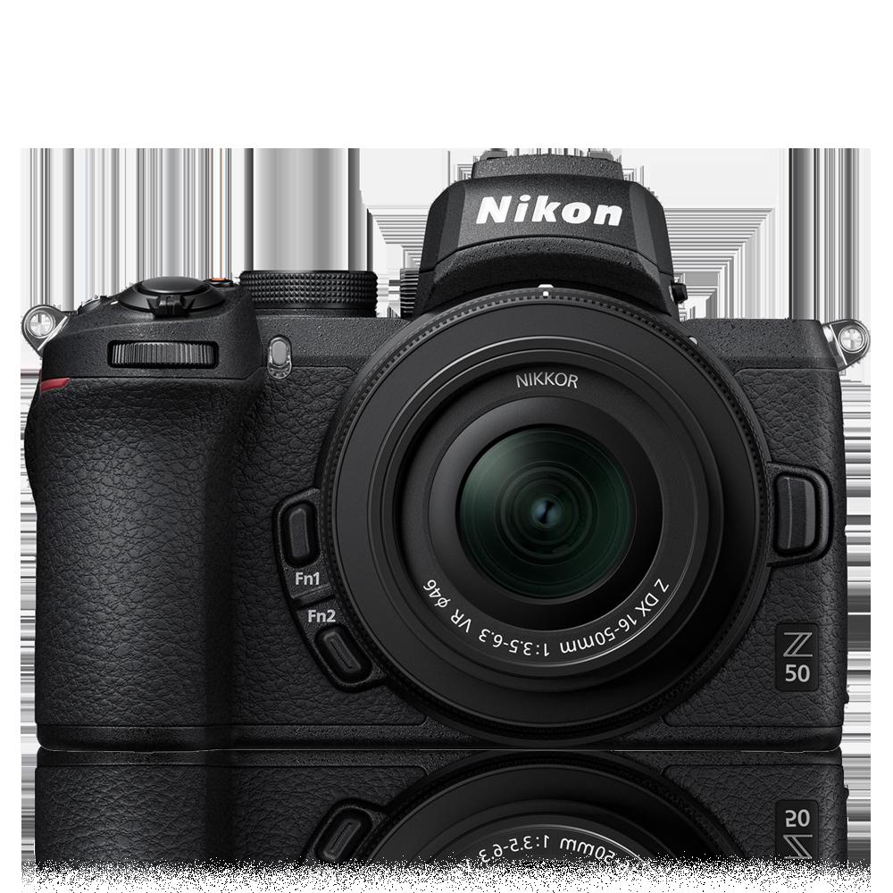 Nikon Z 50 Kit DX 16-50/3.5-6.3 VR
