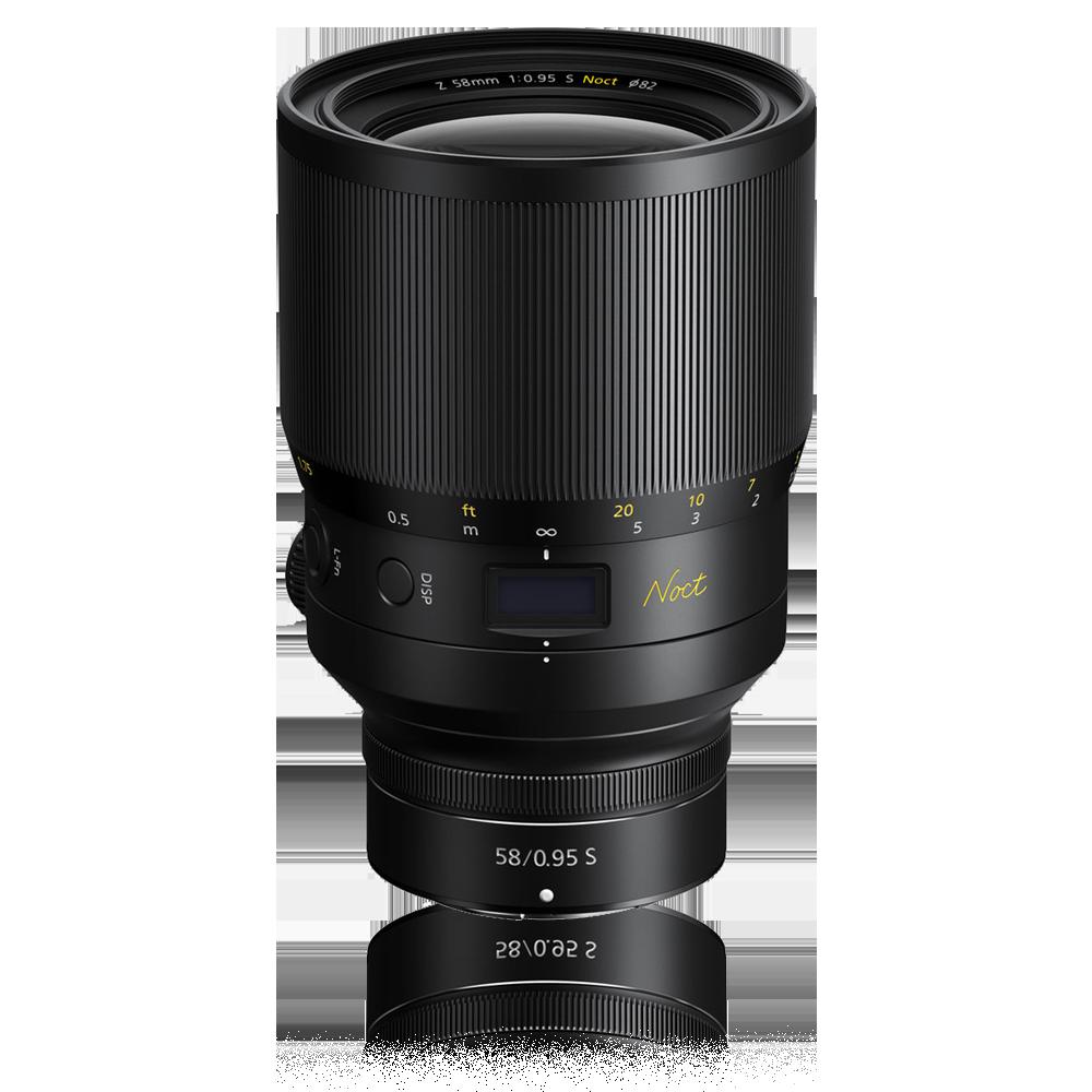 Nikon Z 58/0.95 S Noct