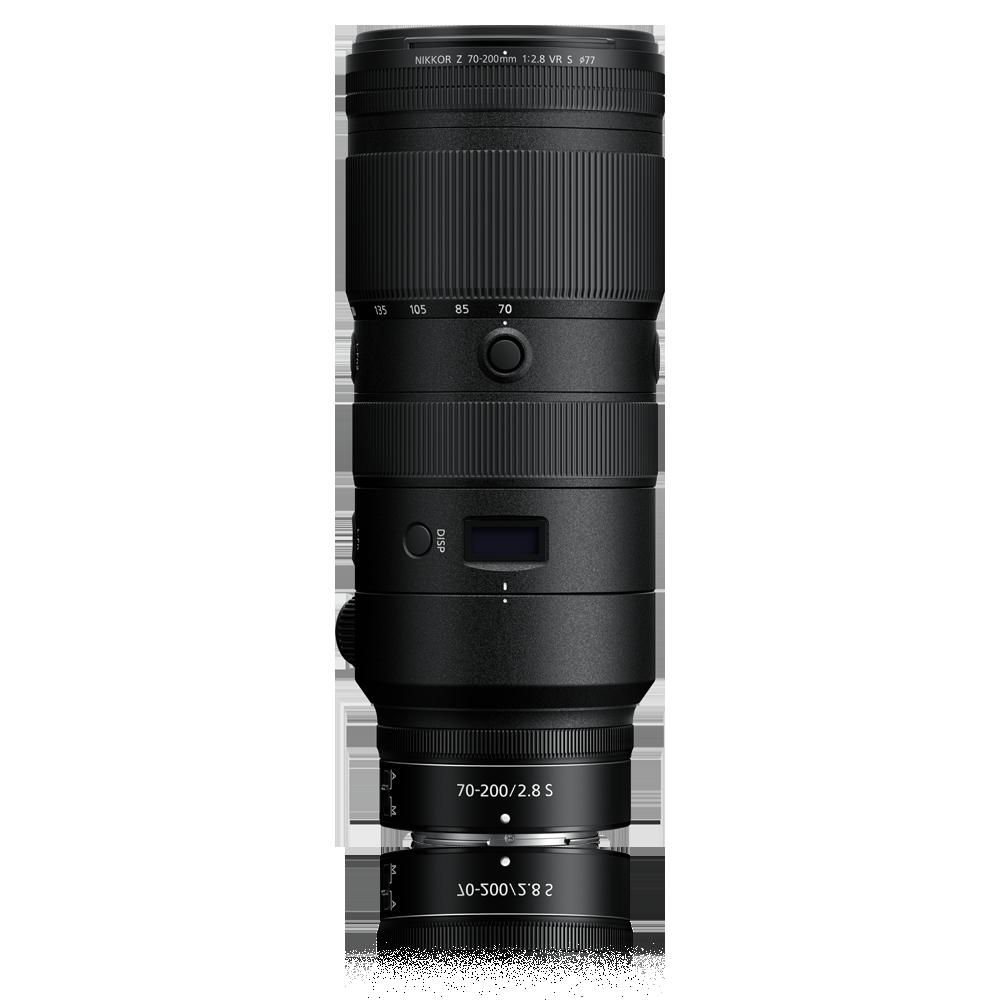 Nikon Z 70-200 /2.8 S