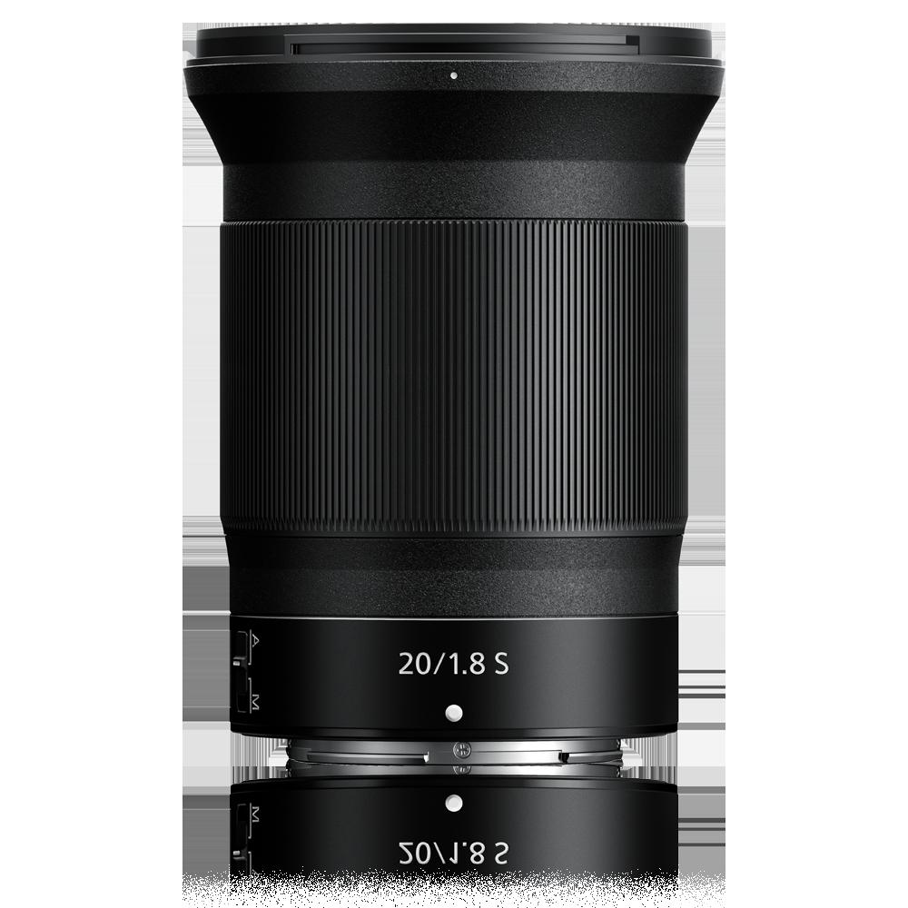 Nikon Z20/1.8 S