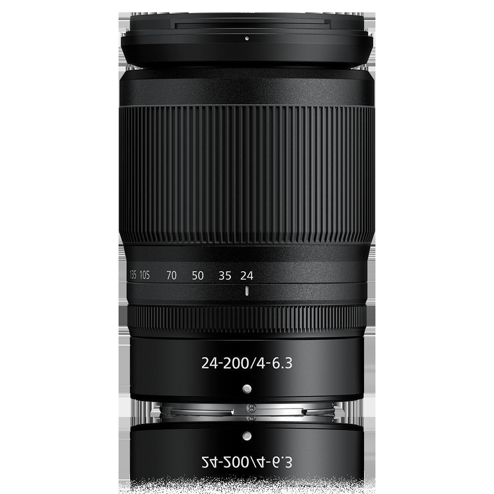 Nikon Z 24 -200/4.0 - 6.3 VR